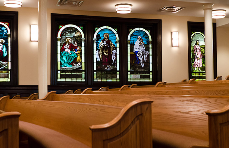 First Church Windows