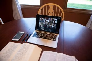 Virtual Monday Night Bible Study