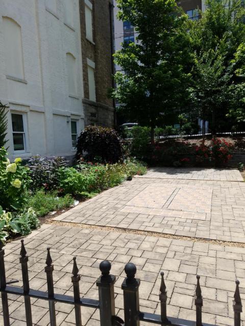 Commemorative Garden Brick Campaign