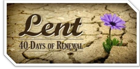 Lenten Service Livestream – February 24, 2021