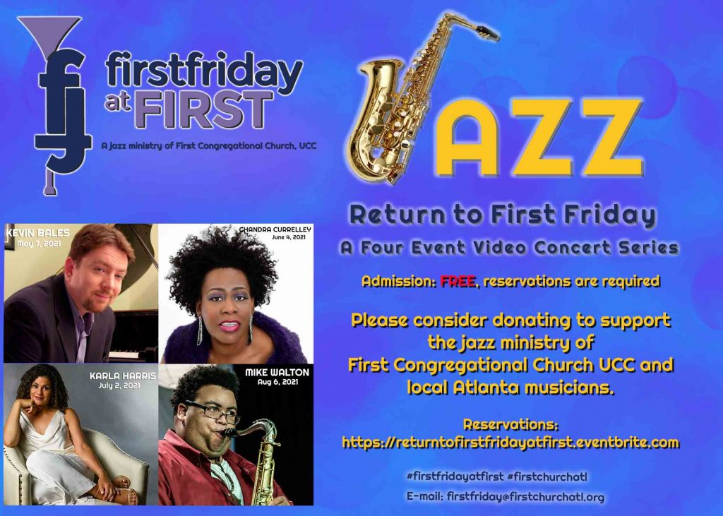 Return to First Friday!